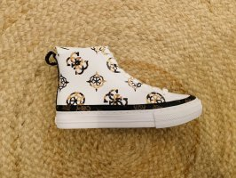 Guess Wedge Sneaker white