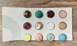 Chunk-Kollektion für NOOSA-Armbänder