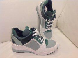 Chunky Sneaker Neu Michael Kors Plateau-Sneaker mit Etikett Gr.10