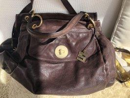 Cinque Damen Lederhandtasche