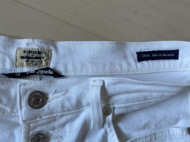 Citizens of Humanity Jeans taille haute blanc