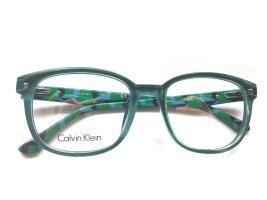 CK Calvin Klein, Brillenrahmen, CK 5838, Petrol Grün