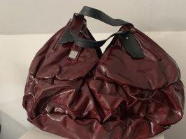 Calvin Klein Weekender Bag bordeaux