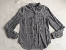 ck calvin klein hemd grau gr. s 36