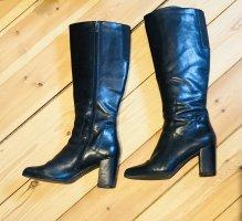 Clarks High Heel Boots black