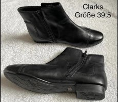Clarks Botas deslizantes negro