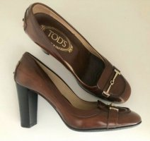 Classic leather Pumps, TOD'S