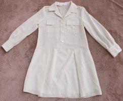Claudie Pierlot Midi Dress natural white-cream