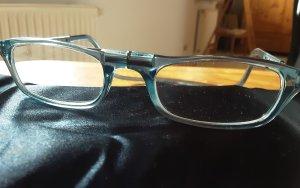 Bril lichtblauw