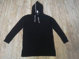 Clockhouse Pullover M Sweatshirt schwarz Longpulli