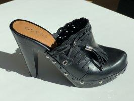 Guess Sandalo con tacco nero