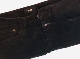 Closed Corduroy Trousers black