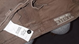 Closed Jeans a 7/8 marrone