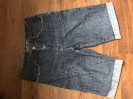 Closed Jeans blau kurz