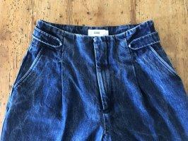 Closed Jeans a vita alta blu scuro