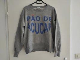Closed Pullover Pao de Acucar Zuckerhut Gr. XL grau