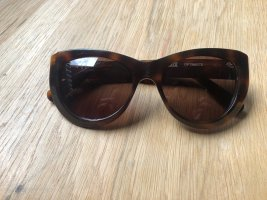 Closed Butterfly bril veelkleurig Acetaat