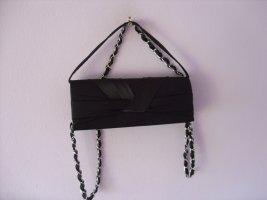markenlos Pochette noir tissu mixte