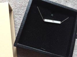 Cluse Marmor Armband Silber