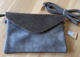 Pochette gris brun