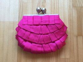 Clutch Abendtasche Pink