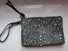 Armani Exchange Kopertówka jasny różowy-khaki