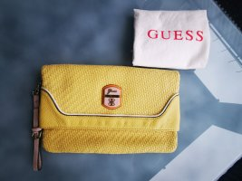 Guess Clutch multicolored mixture fibre