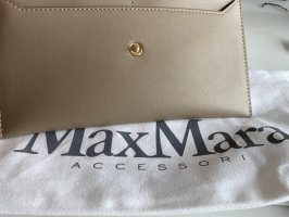 Max Mara Porte-cartes marron clair