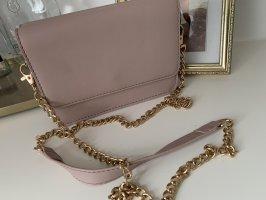 Clutch/Handtasche in schönem Altrosa