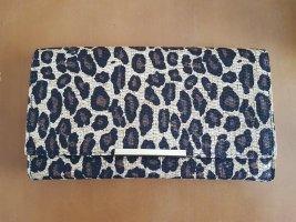 Clutch Leopard von H&M, neu/ungetragen