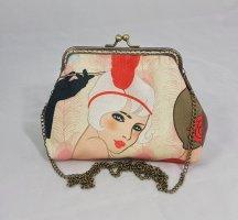 Clutch mit Kette Art Deco Gatsby