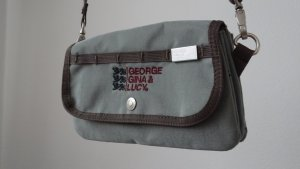 George Gina & Lucy Clutch sage green-green grey