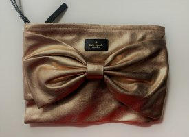 Clutch von Kate Spade roségold gold metallic Pin Up Glamour Rockabilly