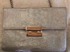Michael Kors Clutch silver-colored