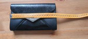Tamaris Clutch black mixture fibre