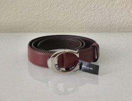 Coach Leather Belt multicolored