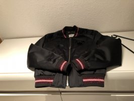 Coach Bomber Jacket black
