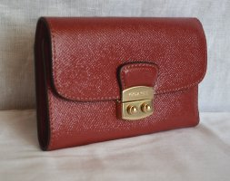 Coach Wallet bright red