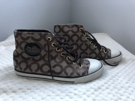 Coach Sneaker stringata multicolore