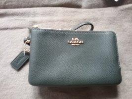 Coach Mini Bag dark green