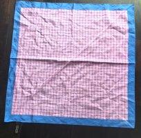 Coach Zijden sjaal roze-korenblauw Zijde