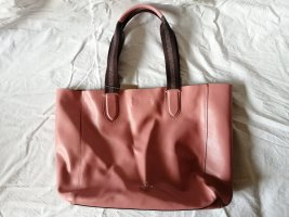 Coach Shopper in Rosa