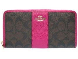 Coach Signature Long wallet
