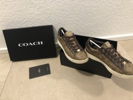 Coach High Top Sneaker multicolored