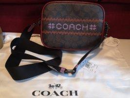 Coach Handbag dark brown