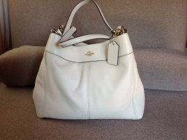 Coach Handbag multicolored leather