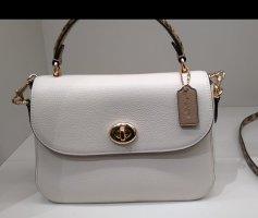 Coach Handbag white-natural white
