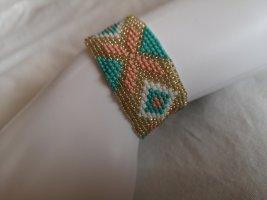 Coachella Beads ☮  Indian Fantasy Native Zuni Boho Hippie Perlenarmband