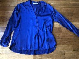 Aglini Blusa-camisa azul