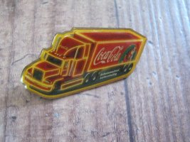 Coca-Cola Pin